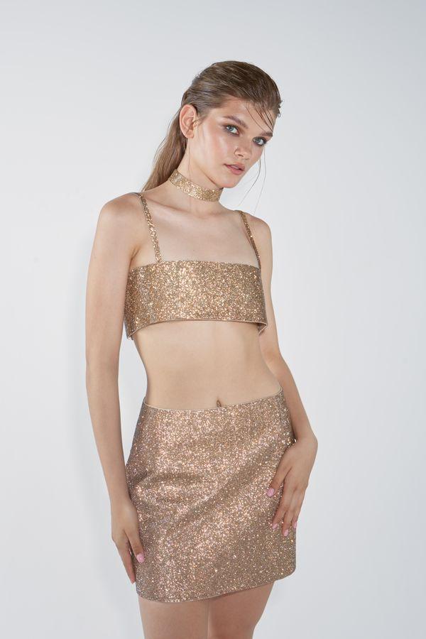 Юбка Camille Vintage Gold