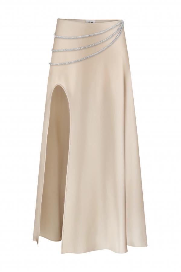 Шелковая юбка Laetitia