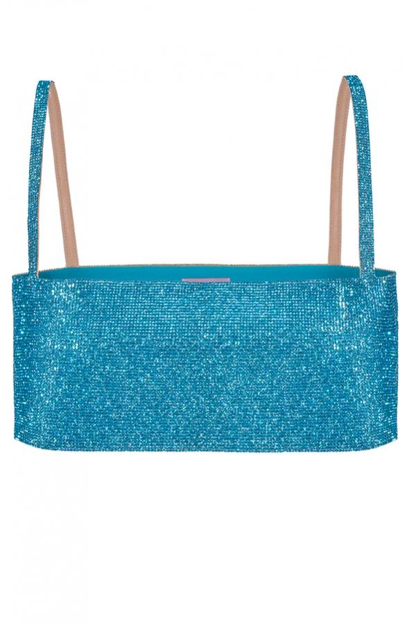 Топ Charlotte Aquamarine Blue