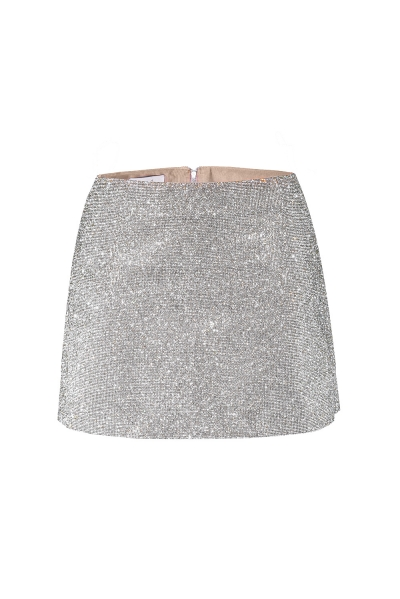 Camille Skirt Crystal