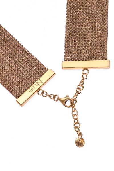 Charlotte Choker Vintage Gold